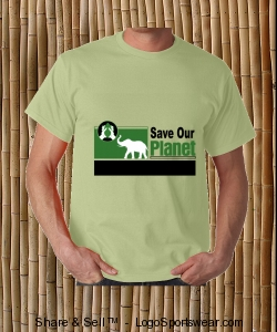 Save our planet Design Zoom